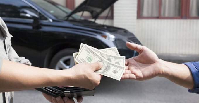 Paying for car accident damages